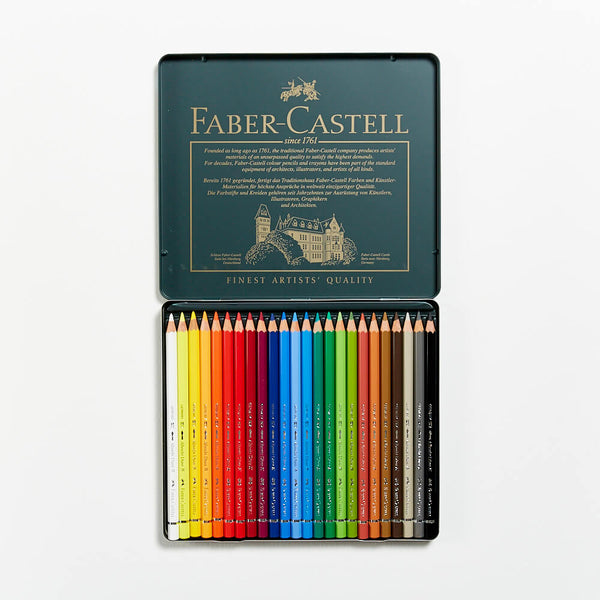 Faber-Castell Albrecht Dürer Watercolour Pencil Set of 24
