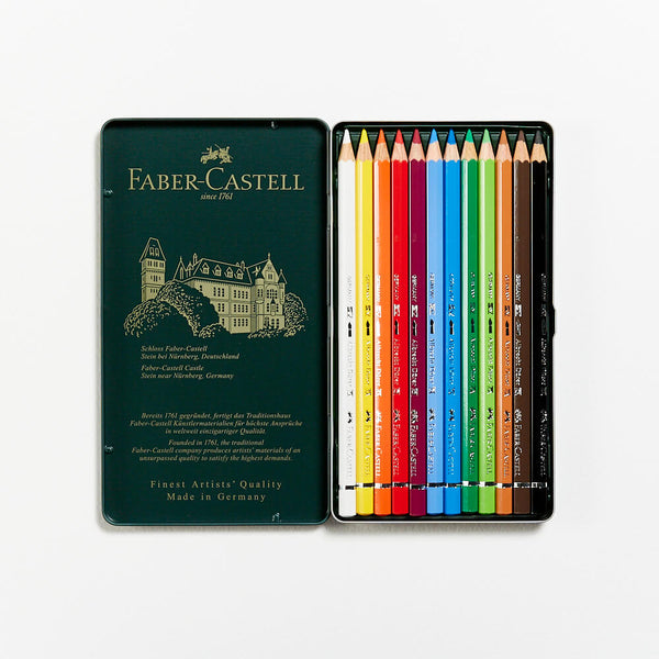Faber-Castell Albrecht Dürer Watercolour Pencil Set of 12