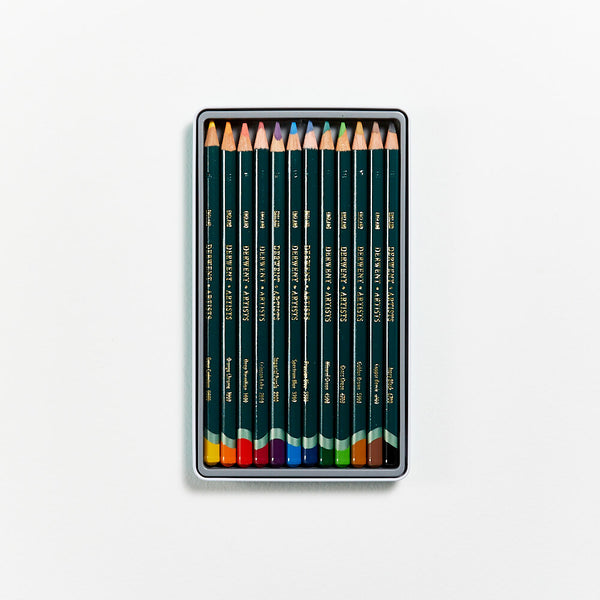 Derwent Artists Pencils Set of 12