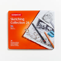 Derwent Sketch Collection Set of 24