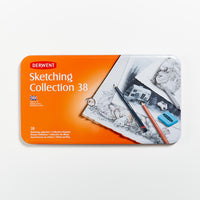 Derwent Sketch Collection Set of 38