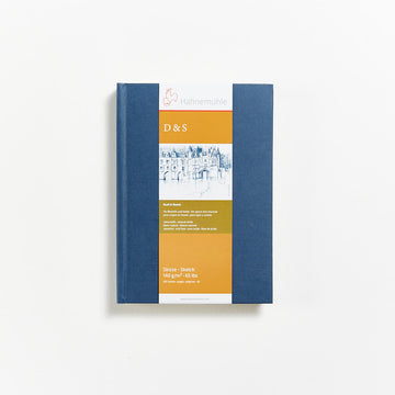 Hahnemuhle D&S Journa Blue Cover 140gsm
