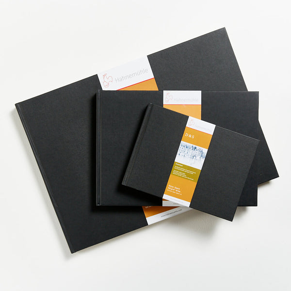 Hahnemuhle D&S Journal Black Cover 140gsm