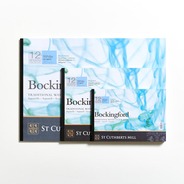 Bockingford Watercolour Pad 300gsm