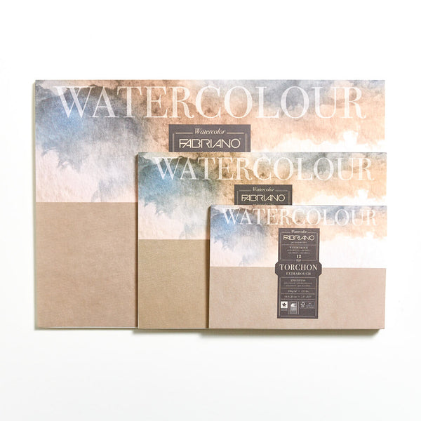 Fabriano Studio Watercolour Pad 270gsm Rough
