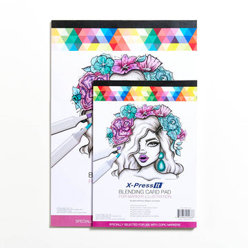 X-Press It Blending Card Pad
