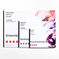 University Mixed Media Pad 300gsm