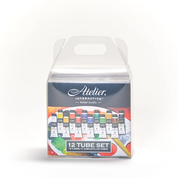 Atelier Acrylic 20mL Set 12