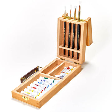 Art Spectrum Artists Watercolour 10mL Travel Box Set of 9