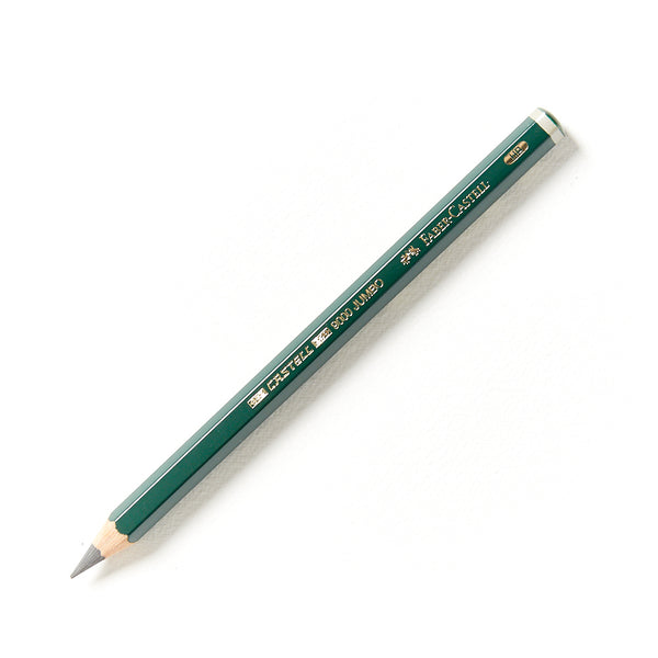 Faber-Castell 9000 JUMBO Graphite Pencil