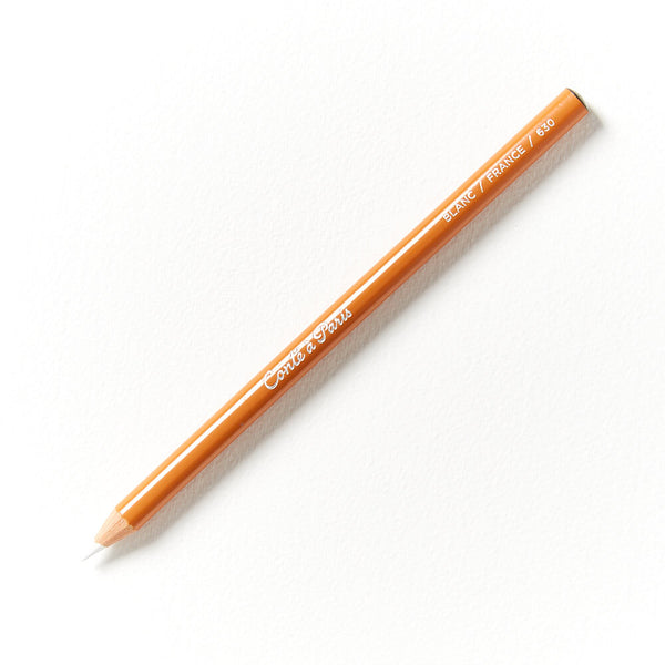Conte Sketch Pencil Classic White