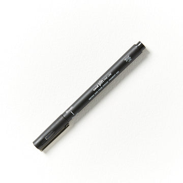 Uni Pin Fineliner Black