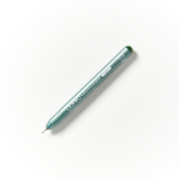 Copic Multiliner Olive