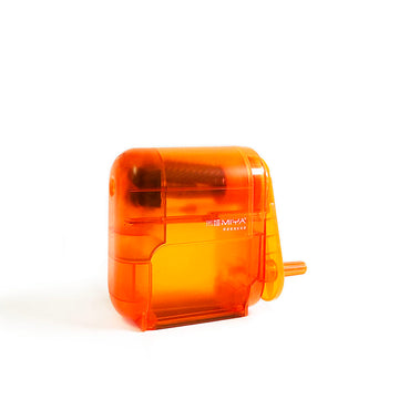 Miya Desk Pencil Sharpener Orange