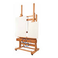 Mabef M02 Plus Studio Easel Double Mast