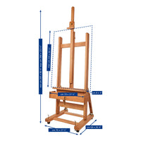 Mabef M04 Studio Easel