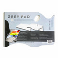 New Wave Grey Pad Hand Held 11x16in