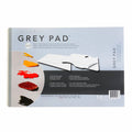 New Wave Grey Pad Rectangle 11x16in