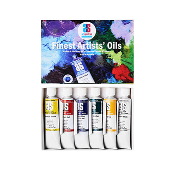 Art Spectrum Artists Oil Colour Set 6 x 40mL