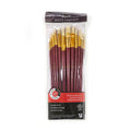 Royal & Langnickel Assorted Bristle Brush Set of 12