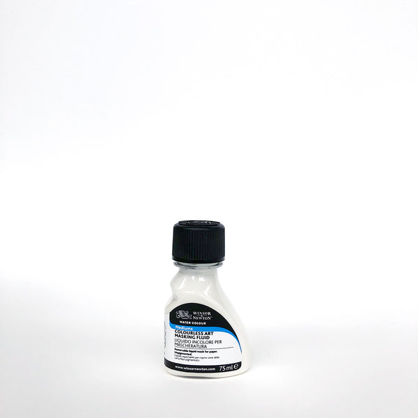 Winsor & Newton Colourless Art Masking Fluid 75mL