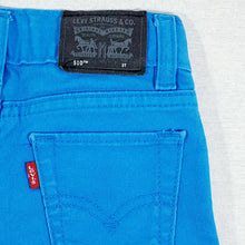 Load image into Gallery viewer, Vtg Levis Skinny 510 Jeans 2-3yrs