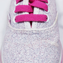 Load image into Gallery viewer, Vtg Vans Trainers Glitter 6/23 Toddler