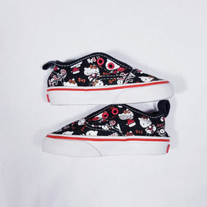 Vtg Vans Slip On Hello Kitty 5/22 Toddler
