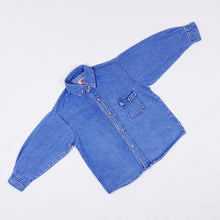 Load image into Gallery viewer, Vtg Denim Shirt  2-3yrs