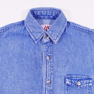 Vtg Denim Shirt  2-3yrs