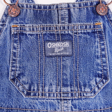 Load image into Gallery viewer, Vtg Osh Kosh Denim Dungaree Jeans 2-3yrs