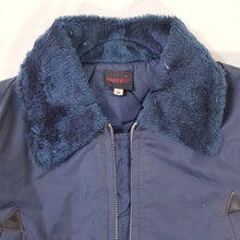 Load image into Gallery viewer, Vtg Airforce Bomber Quilted Jacket 6-7 yrs