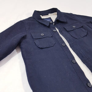 Vtg Gap Borg Lined Jacket 4-5yrs