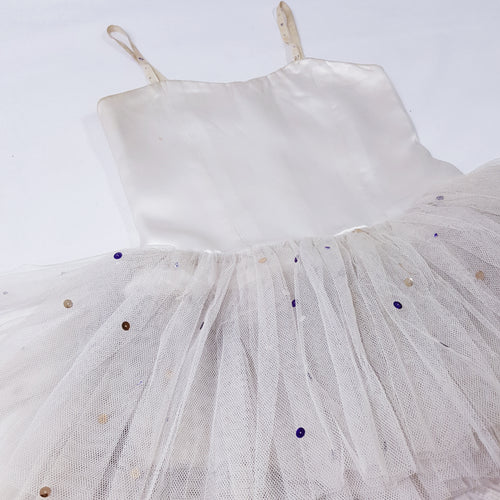 Vintage Costume Ballet Swan Lake Dress 5-6yrs
