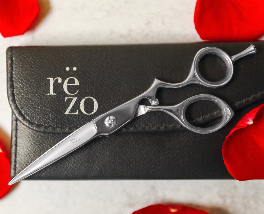 Shears by Rëzo (curved) - Rëzo Haircare