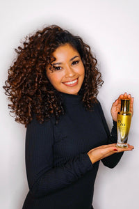 Curl Define Hair Serum