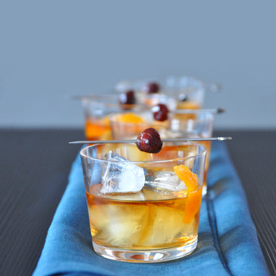 SIMPLE COCKTAIL RECIPE ~ 1pt Manhattan Transfer