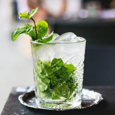SIMPLE COCKTAIL RECIPE ~ 1pt Mighty Mojito