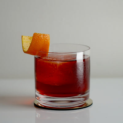 SIMPLE COCKTAIL RECIPE ~ 1pt Bitter Adieu