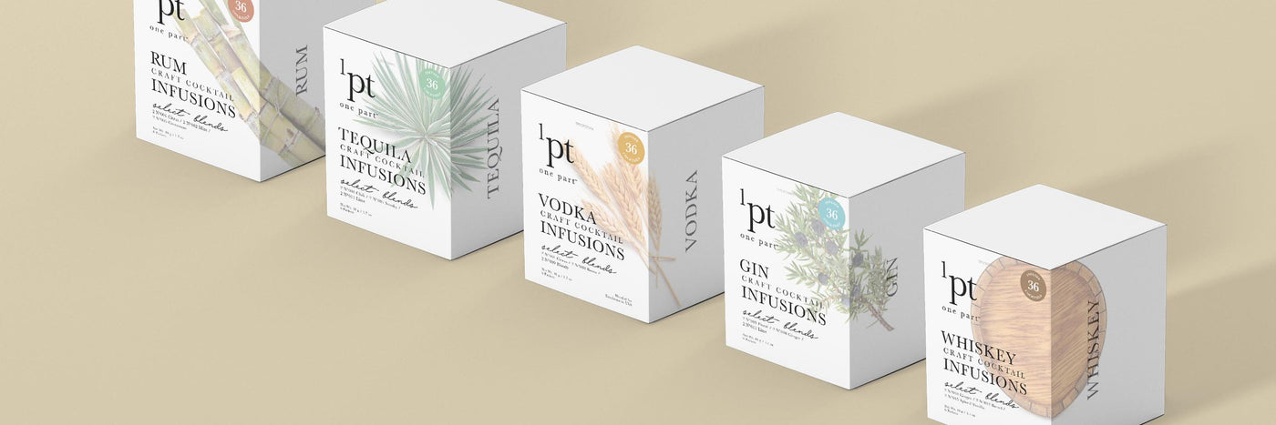 1pt Cocktail Packs