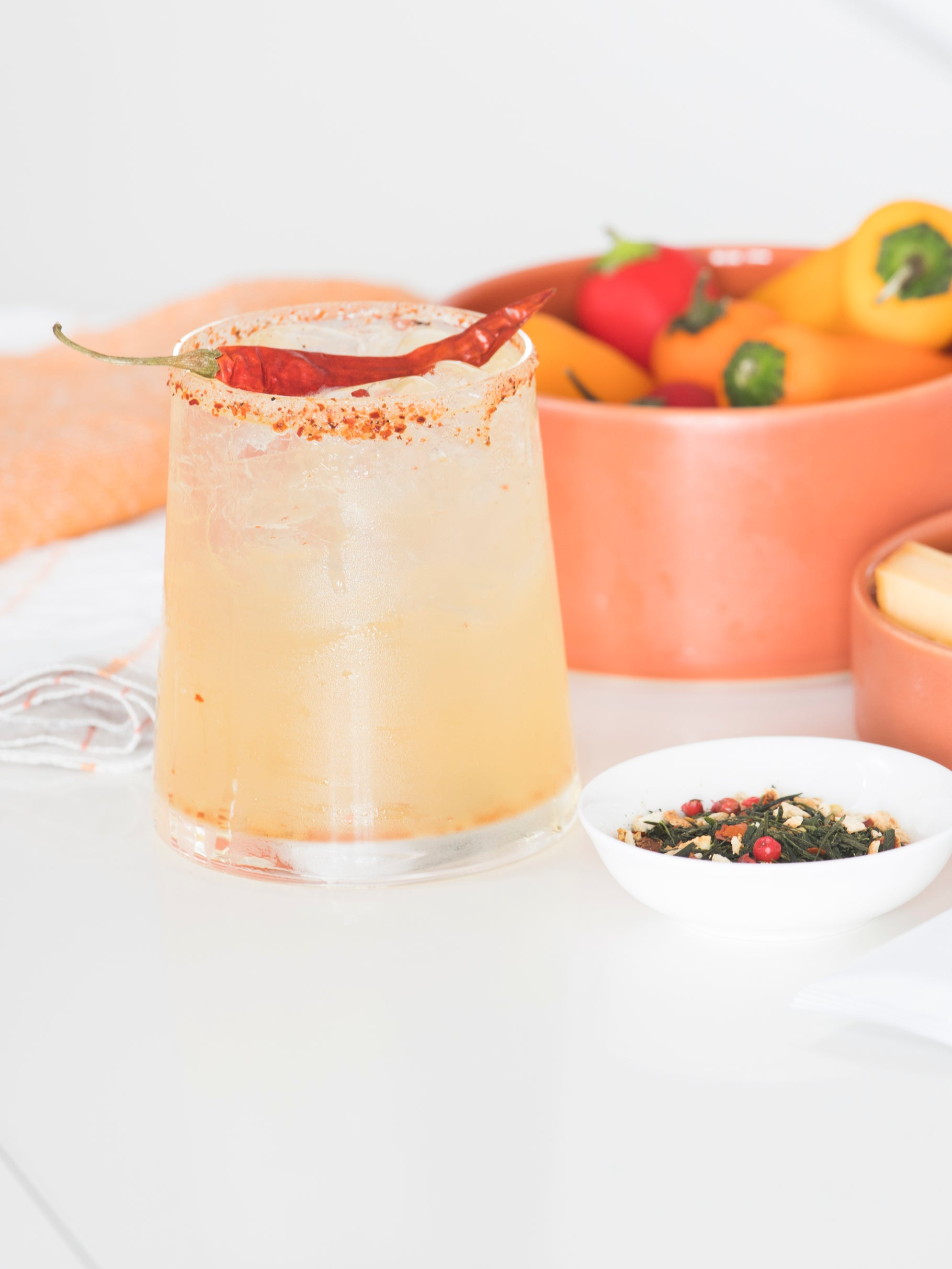 1pt Spicy Paloma Cocktail