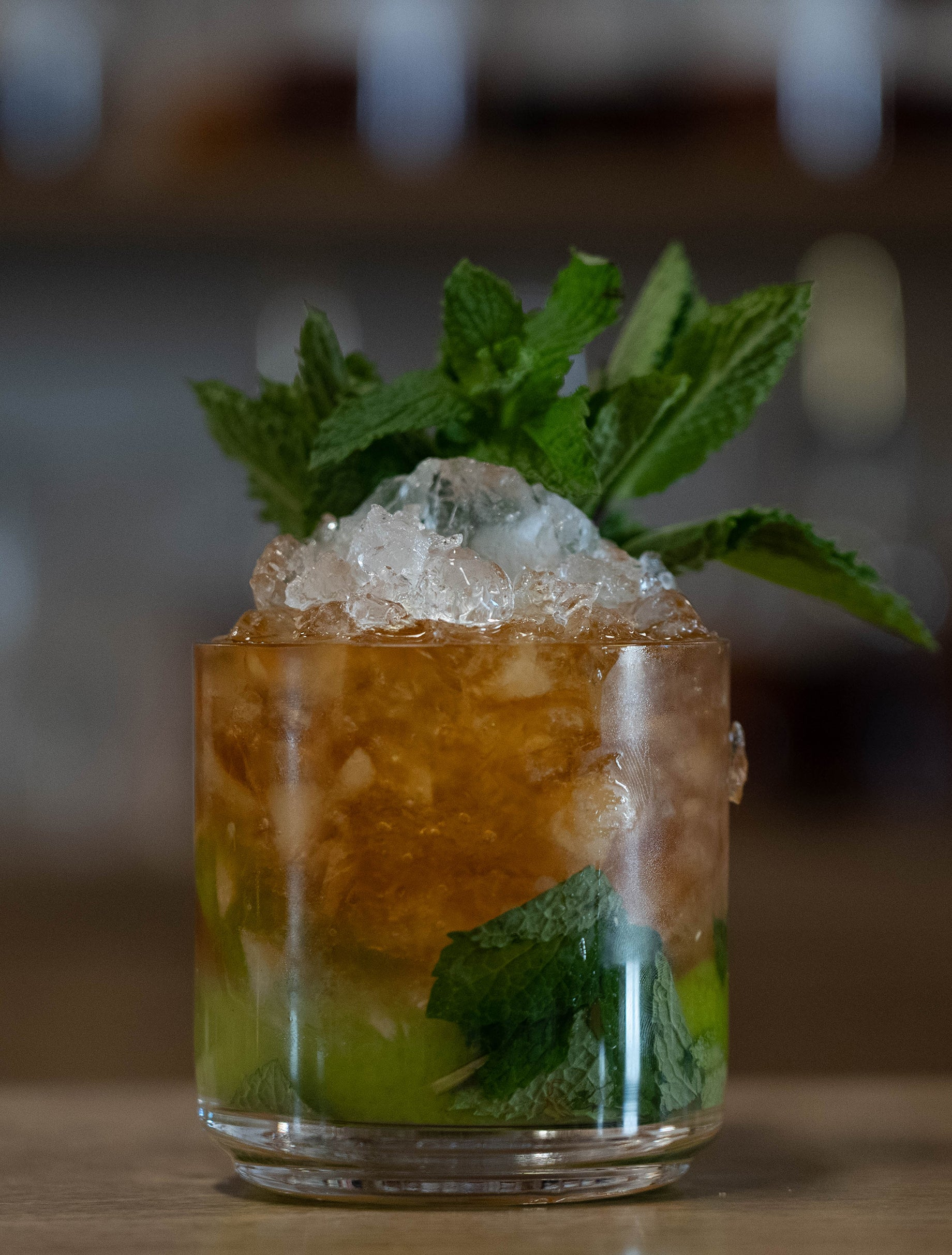 Barrel Mint Smash