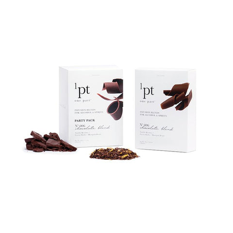 1pt Chocolate Blend Ingredients | Teroforma