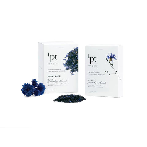 1pt Smokey Blend Ingredients | Teroforma