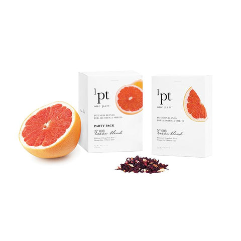 1pt Rossa Blend Ingredients | Teroforma