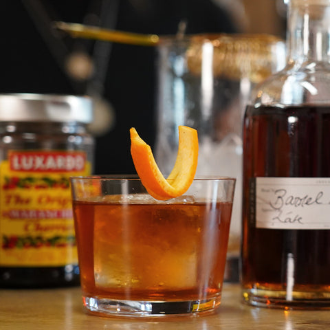 Barrel Old-Fashioned