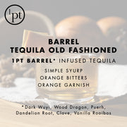 Barrel Tequila Old-Fashioned
