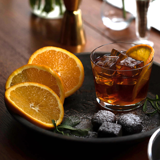 Chocolate Old-Fashioned