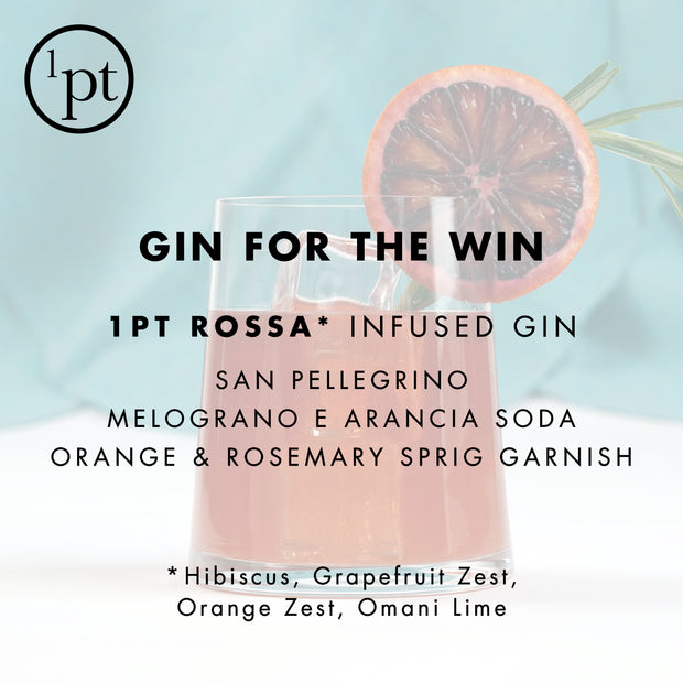Gin For The Win