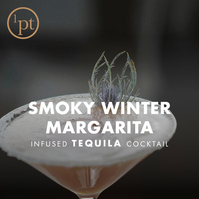 Smoky Winter Margarita